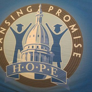 The Drive is live with The Lansing Promise - April 27, 2017