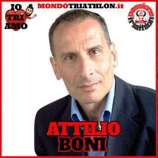 Passione Triathlon n° 138 🏊🚴🏃💗 Attilio Boni