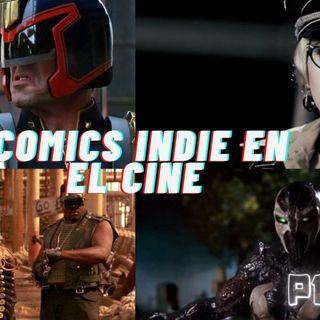 Comic Indies en el Cine P1 T2021