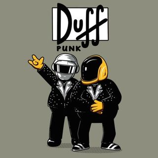 Don't Be a Daft Punk
