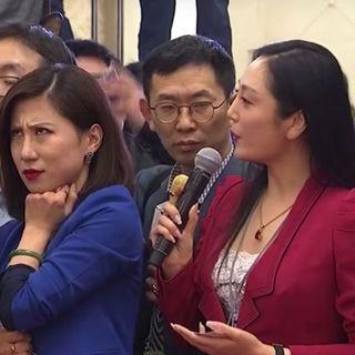 Puntata #6 - 17 marzo 2018 - Gli occhi strabuzzati rompono lo stanco rituale del Lianghui