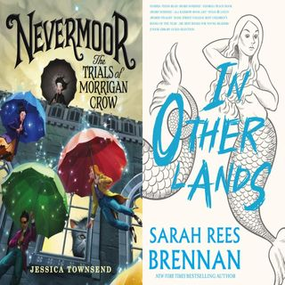 Episode 4: Nevermoor and In Other Lands