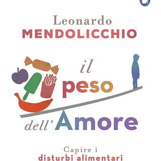 """Leonardo Mendolicchio """"Il peso dell'amore"""""""