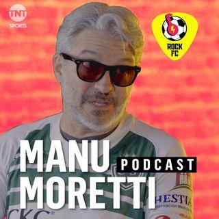 Manu Moretti - ¿Un día perfecto? Ver al Sarmiento de sus amores en la cancha