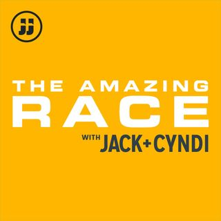 "The Amazing Race with Jack & Cyndi: 4.1 ""You're In OUR Race Now"""