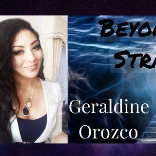 Pranic Healer and Abductee Geraldine Orozco 5 27 18