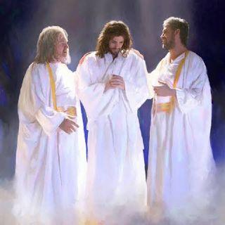Entre o Filho e nós, comunhão total de bens