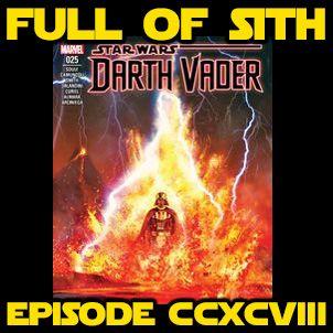 Episode CCXCVIII: Fortress Vader