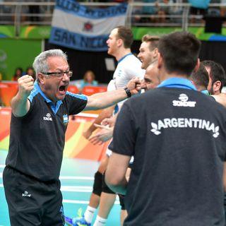 Olimpiadi 2016: Julio Velasco analizza i Giochi argentini e tifa Blengini