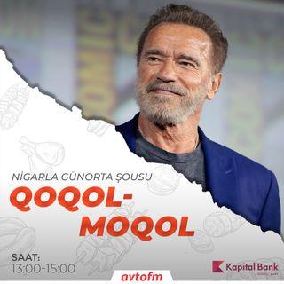 Arnold Schwarzenegger-in ən sevdiyi yeməklər | Qoqol-moqol #48