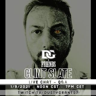 Episode 9 - Clint Slate