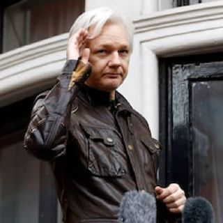 WikiLeaks founder Julian Assange arrested by British police after being evicted from Ecuador's embassy #MAGAFirstNews with @PeterBoykin