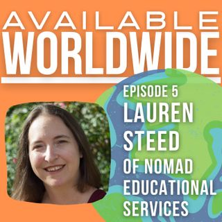 Lauren MacKinnon Steed of Nomad Educational Services