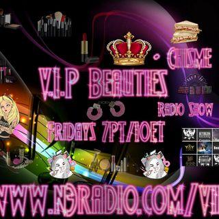 VIP Beauties and chisme Radio Show Twerkisode