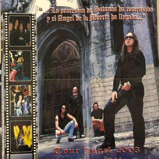 Entrevista con el grupo de rock Arkangel en Claroscuro