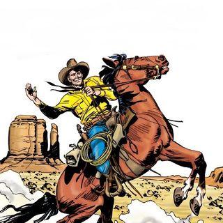 Old Wild West: Yee-Haw nel tamburo della mia sei-colpi