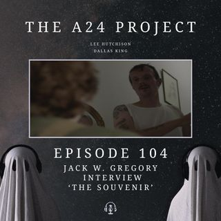 104 - Jack 'The Souvenir' W. Gregory Interview