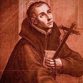 San Juan Berchmans, religioso jesuita