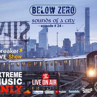 BELOW ZERO - SOUNDS OF A CITY
