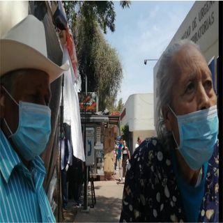 Anuncia AMLO nueva proyección sobre pandemia