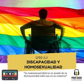 Discapacidad y Homosexualidad