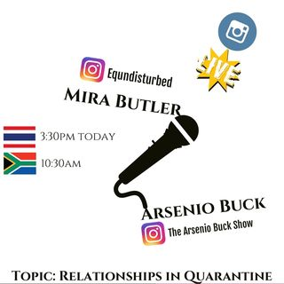 IGTV Podcast Series | Relationship Talk | Mira Butler