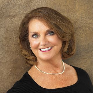 Elaine Merritt of Sandler Training and Jane Kaylor of Ronald McDonald House Chattanooga