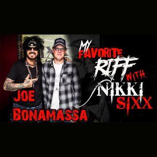 My Favorite Riff with Joe Bonamassa