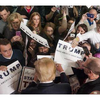 The Golden State Cruz vs Trump