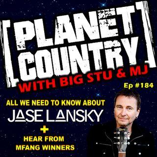 #184 - Jase Lansky & the MFANG Winners