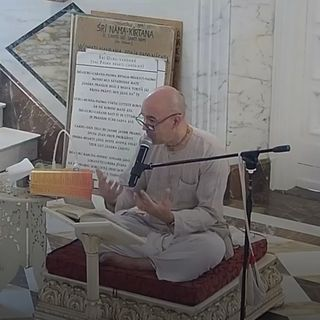 S.B. Canto 8 Cap. 21 verso 32 ~ Ramacandra Das (11 luglio 2019)