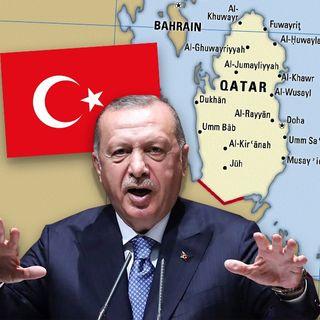 Gli interessi geopolitici della Turchia in Qatar