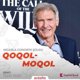 Harrison Ford-un ən sevdiyi yeməklər | Qoqol-moqol #43