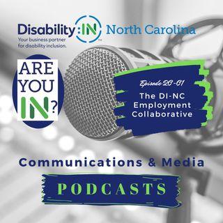 20-01: The DI-NC Employment Collaborative