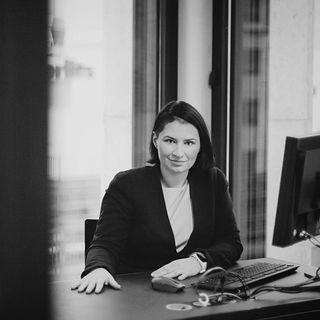 Berufliche Erfolge - Frauen und Migrantinnen in Medien - Mentoring. Gespräch mit Joanna Stolarek (DE)