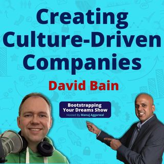 098 | Build Your Brand through Podcasting |  New Formats For Content Marketing | David Bain
