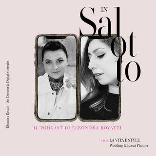 020 #insalottocon Amanda Vojvodin - Founder La Vita è Style & Events
