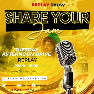 share_your_jam_tuesday (Repeat Show)
