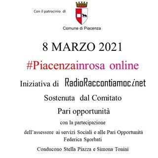 RadioRaccontiamoci #Piacenzainrosa on line