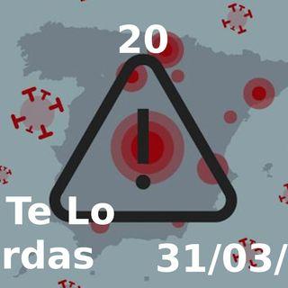 Palma 365 | NTLP 20 (31/03/20)