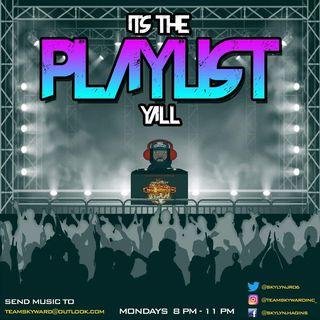 Episode 1 - The Playlist Radio Show