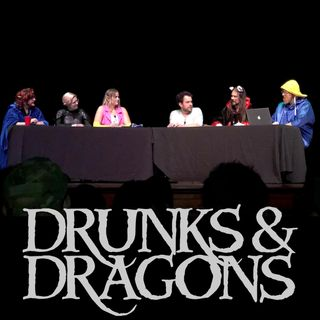 Episode 275 - An Unquenchable Thirst (GeeklyCon 2018 Live Show)