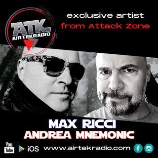 Attack Zone - Max Ricci & Andrea Mnemonic
