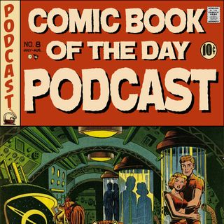 Comic Book of the Day Podcast