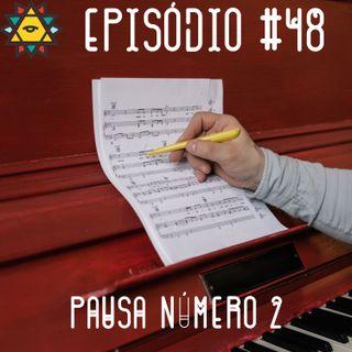 Aprendiz Mathite # 48 Pausa número 2