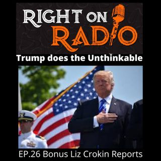 EP.26 Crokin Reports on Trump
