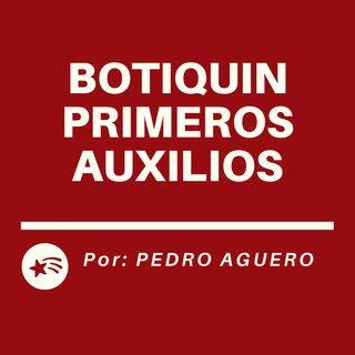 BOTIQUIN PRIMEROS AUXILIOS PARA VEHICULOS