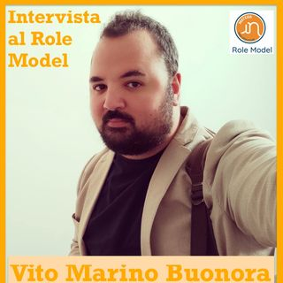 Vito Marino Buonora , l'artista sensibile