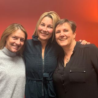 Episode 30 - with Gay-Louise Aitken and Jo Lee