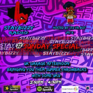 "StayBizzyRadio: Ep.40 -Sunday Special- Hosted By ""Itz Ya Boi"" Jay R"